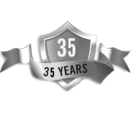 35 years of service image